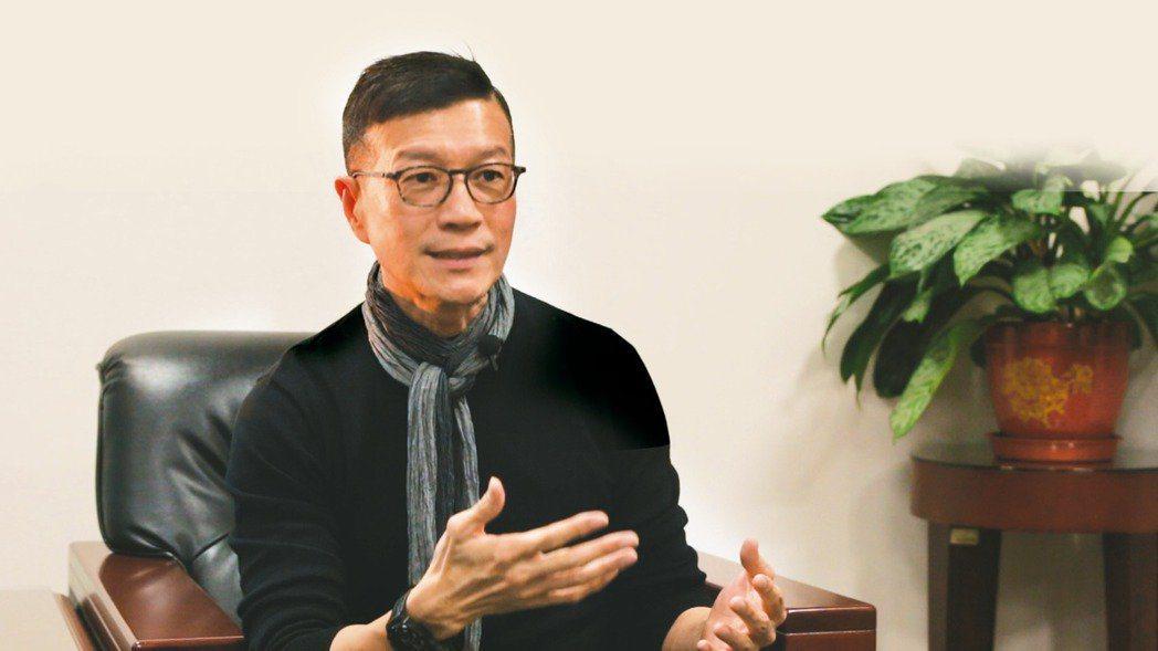 作家吳若權。 聯合報系資料照 記者陳郁菁/攝影