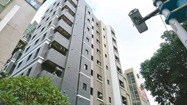 板橋府中社宅。圖/本報系資料照