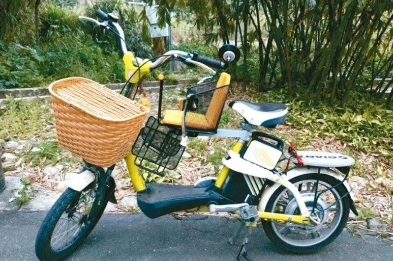 電動單車沒車牌,目前無法可罰。圖/聯合報系資料片