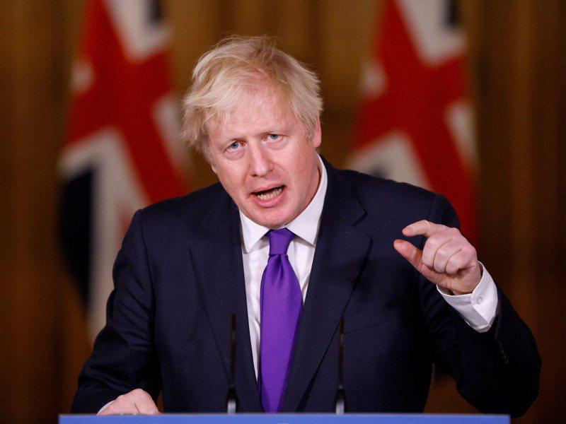 英國首相強生即將趕赴比利時布魯塞爾,與歐盟執委會主席范德賴恩面對面會談,搶救危在旦夕的英歐自由貿易協議。路透