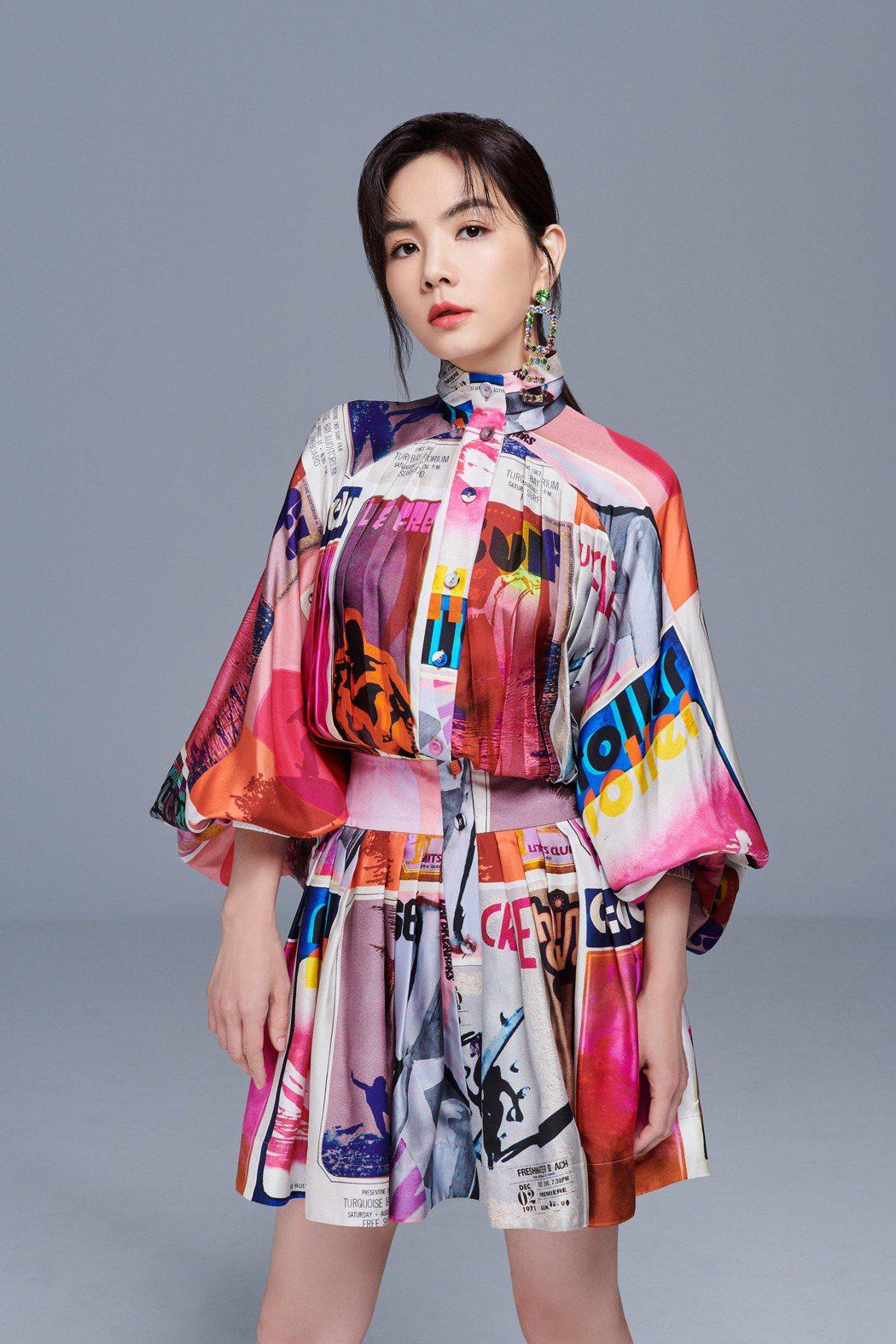 Ella擔任光良演唱會嘉賓,合體國寶喊榮幸。圖/勁樺娛樂提供