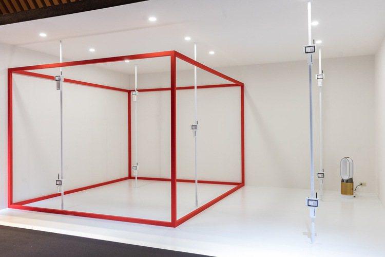 Dyson模擬實際居家環境,打造「POLAR淨化均勻度實驗室」,全面評估產品功能...