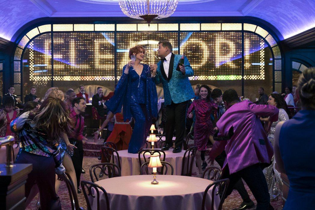 「畢業舞會」劇照。圖/Netflix提供