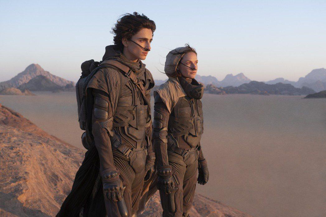 「沙丘」的製片公司對於發行商的新上片策略很不滿。圖/摘自imdb