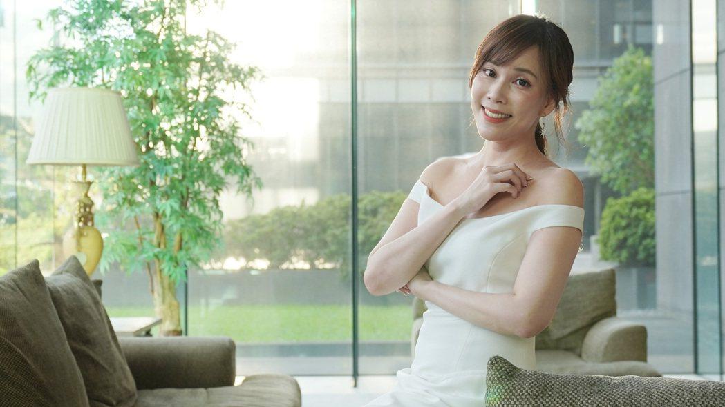 劉涵竹未來將介紹更多房產知識。圖/Vidol提供