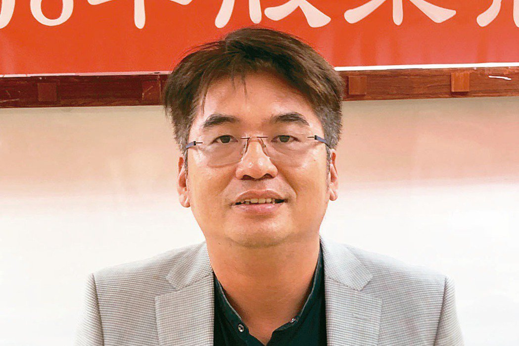 雙鴻董事長林育申(本報系資料庫)