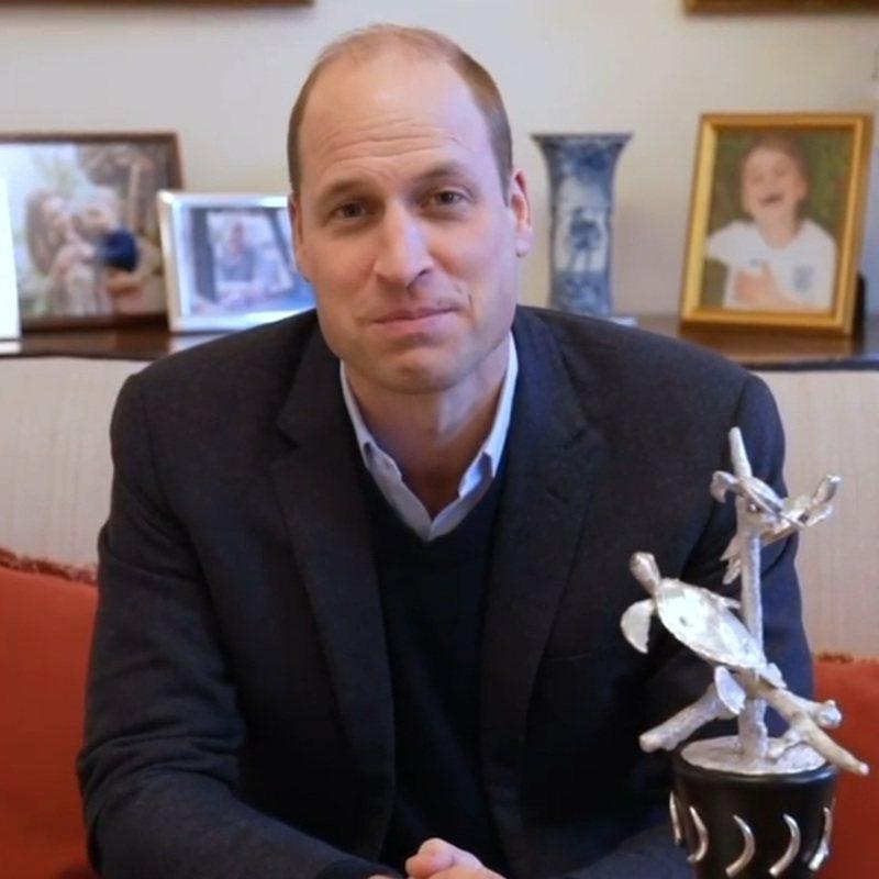 英国威廉王子因是王位继承人,一举一动皆备受关注。图/摘自Instagram(photo:UDN)