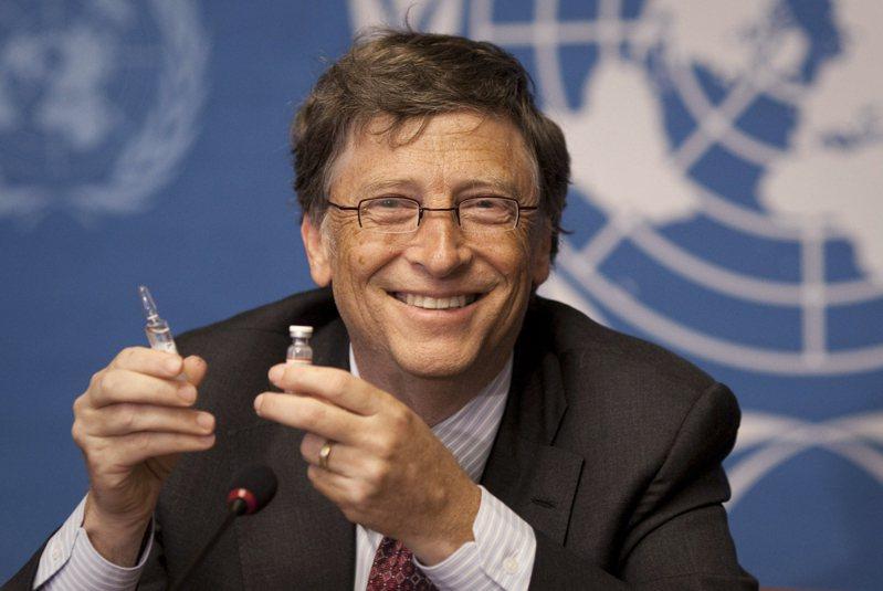 日本首相菅義偉今天與微軟公司共同創辦人比爾蓋茲(Bill Gates)舉行電話會談。美聯社