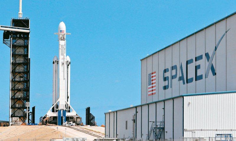 FCC未来十年将拨款92亿美元,在乡村地区建构高速宽频网路,其中,SpaceX的星链网路计画将获得近9亿美元补贴。(路透)(photo:UDN)