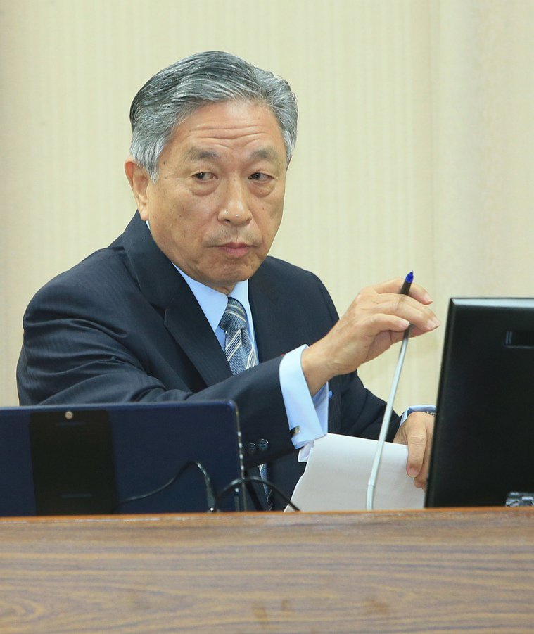外交部次長田中光。 記者潘俊宏/攝影