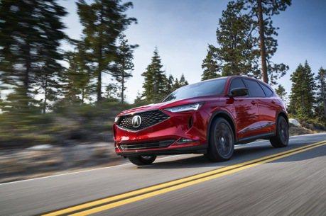 美規7人座旗艦性能休旅!第四代Acura MDX正式發表