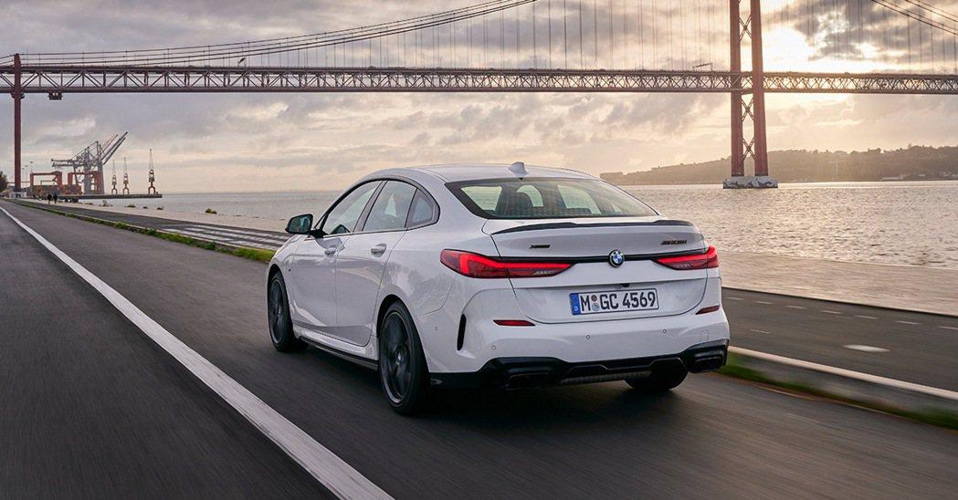 全新2021年式BMW 2系列Gran Coupé,全面升級BMW智慧語音助理2...