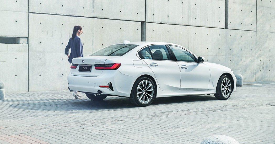 全新BMW 3系列指定車型享低月付9,900元起多元分期方案或180萬60期0利...