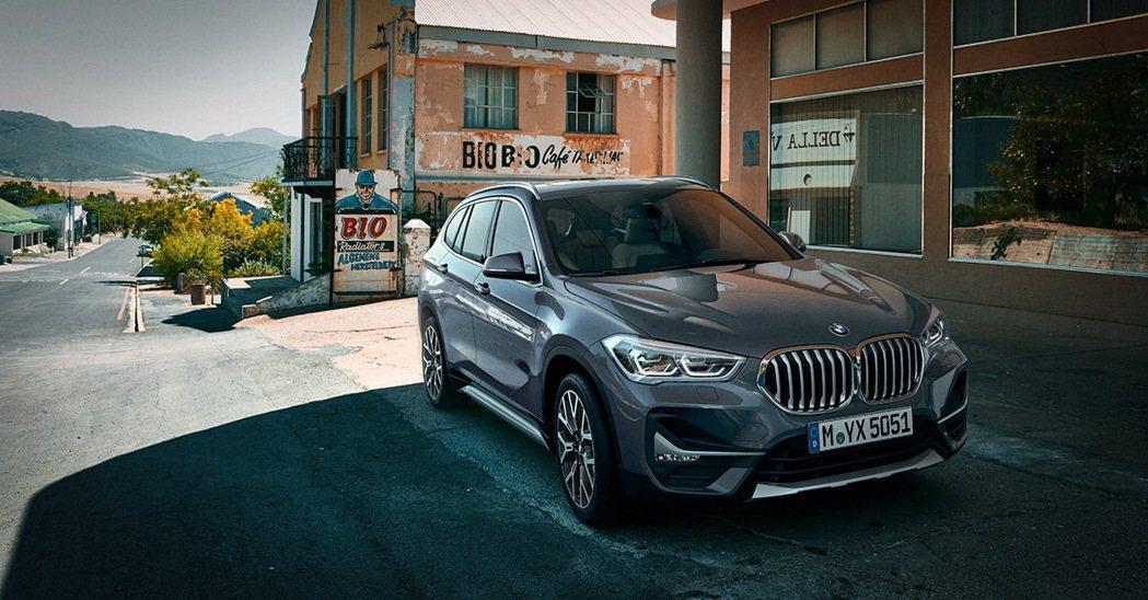 本月份入主全新BMW X1享0頭款、0首付多元分期方案或150萬60期0利率或尊...