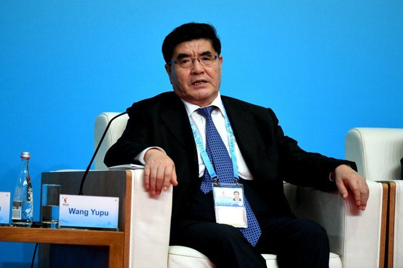 大陸國家應急管理部部長王玉普去世,終年64歲。中新社資料照