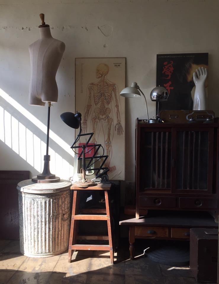 Belleville 264 Studio將帶來國內外古道具、家具等物件。 圖/...