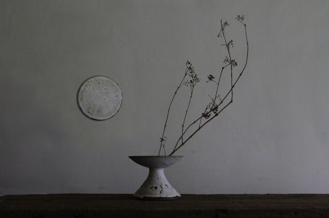 望氣Pottery將於陶作集中帶來花器、食器、茶具等物件。 圖/島作市集提供