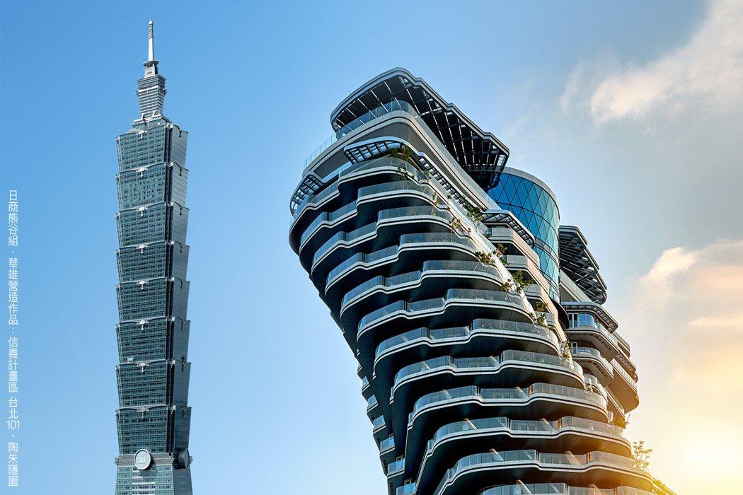 「仰士林」規劃SRC結構,60、70坪雙拼純住宅,更邀請台北101、陶朱隱園營造...