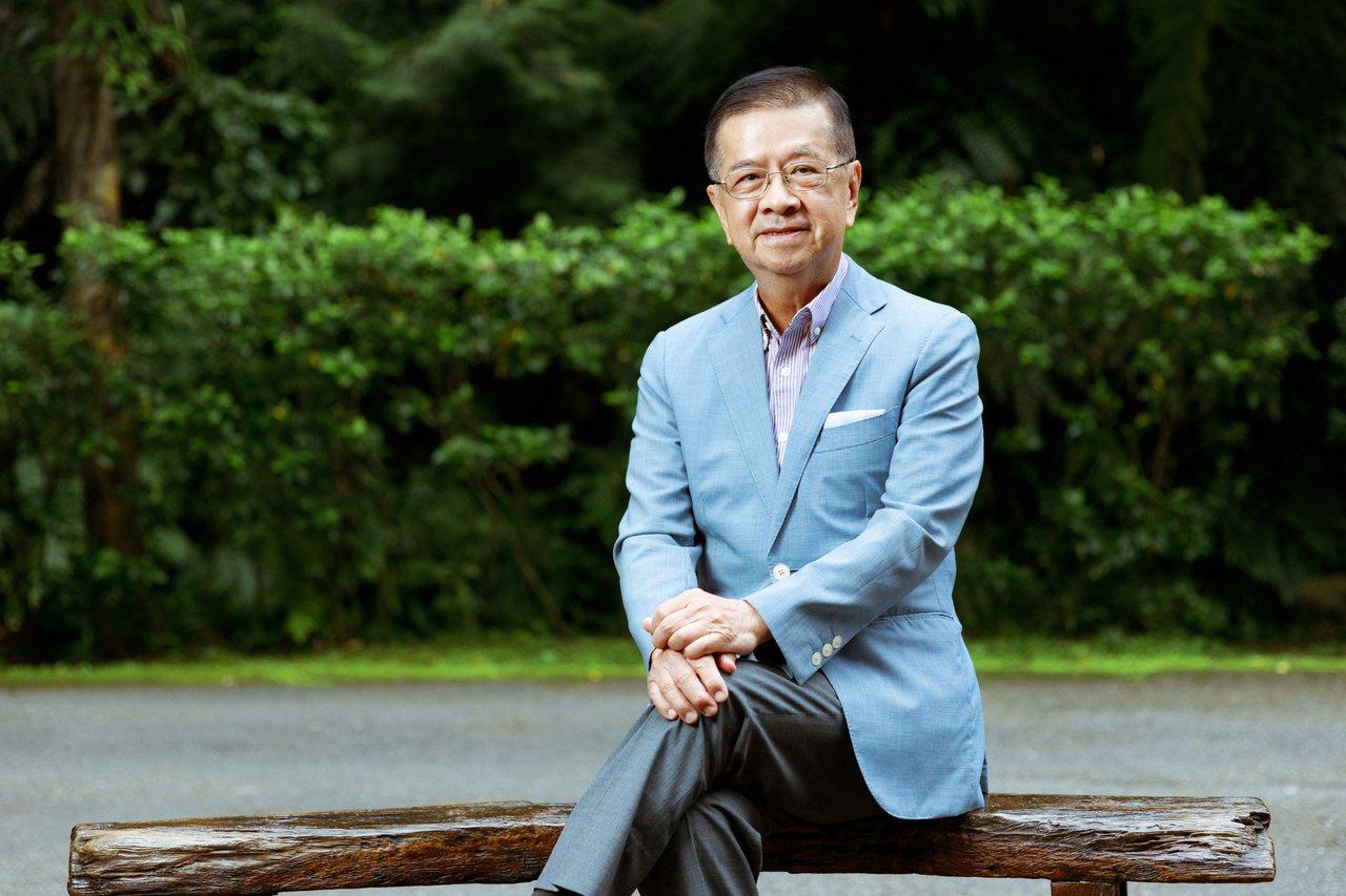 退休後的徐重仁用自己的節奏享受健康好生活,還笑說應該早點退休的。記者陳軍杉/攝影
