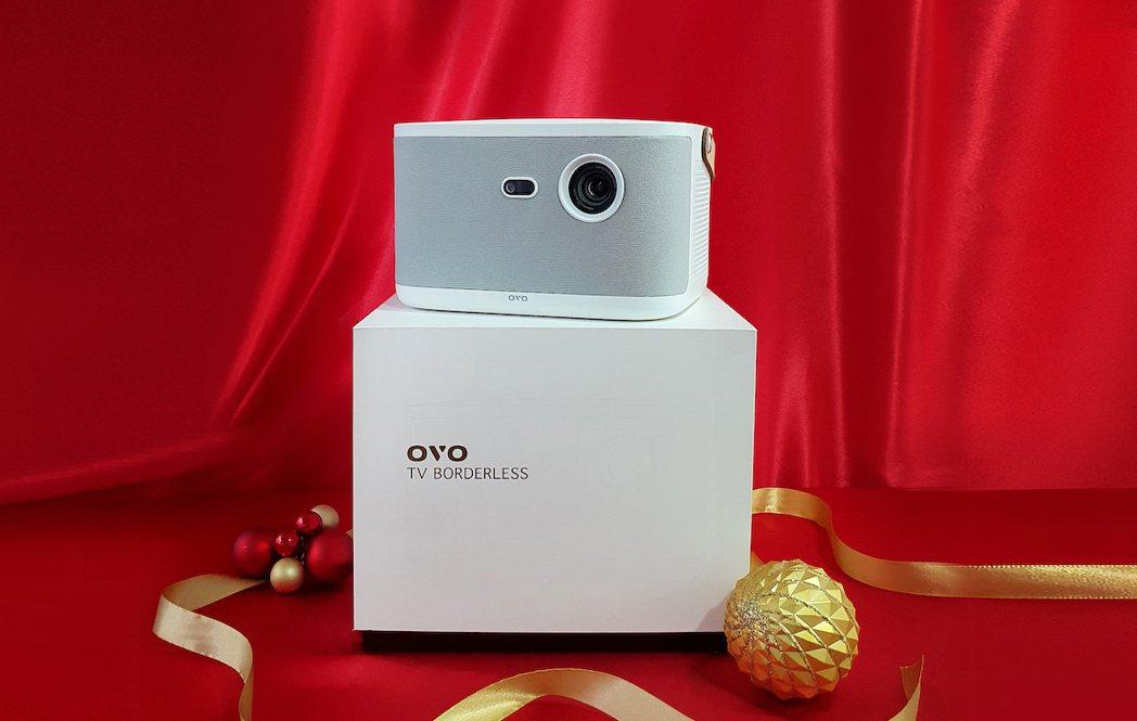 串流影音產品是今年全球最夯的年終禮物。 OVO /提供