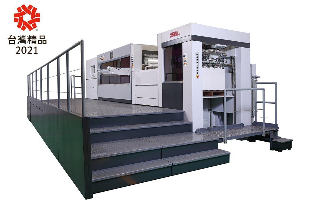 財順集團的1060SCB軋盒機是高度自動化生產設備,操作便利、高效靈活。 財順集...