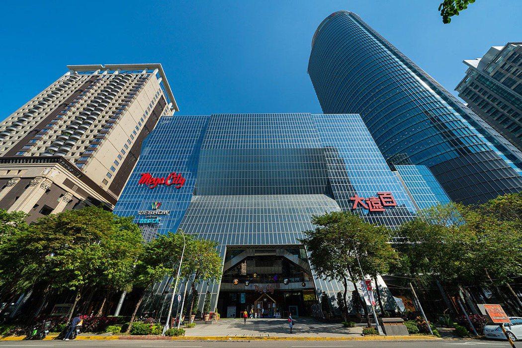 「新板宸」鄰近新板特區,步行即可達Mega City。 業者/提供
