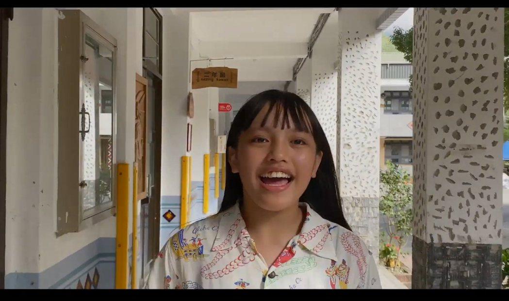 「不是你的熱帶女孩」Kuyu Tuyaw 謝恩昕獲「最佳女演員」。  圖擷自MF...