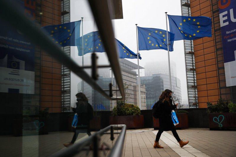 來自歐盟的消息來源表示,英國在年底「無協議」脫歐的機率,大於達成貿易協議的機會。 美聯社