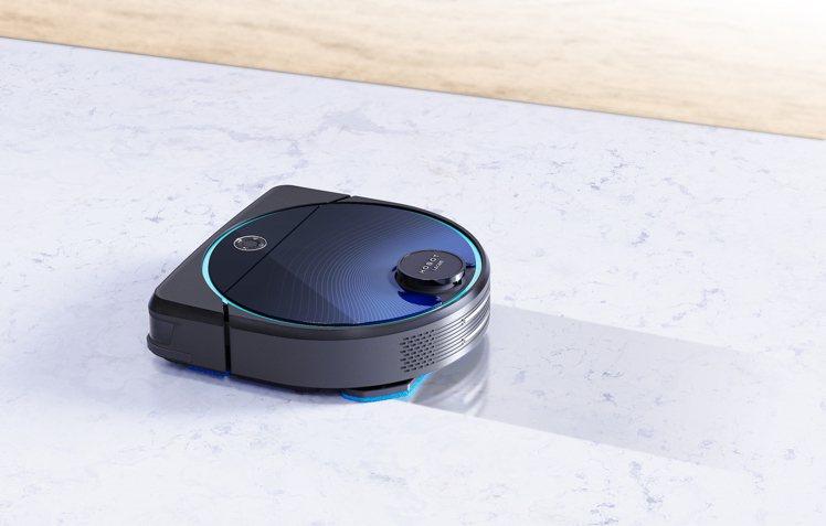 雷姬掃拖地機器人LEGEE 7,建議售價17,500元。圖/嘉儀企業提供