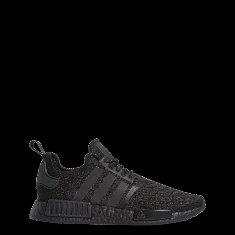 adidas Originals Triple Black系列NMD_R1鞋5,...
