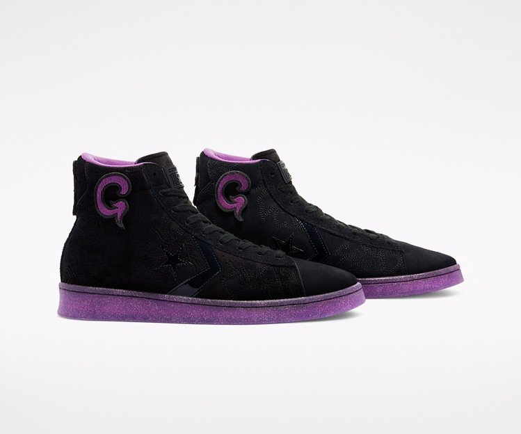Converse Pro Leather鞋款4,080元。圖/Converse提...