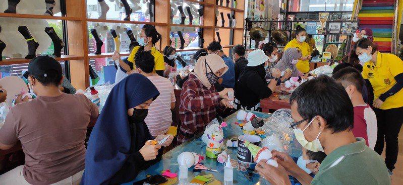 台灣已成為穆斯林遊客在非穆斯林國家旅遊目的地的第3名,且國內穆斯林移工數萬人,穆斯林旅遊市場深具潛力。圖/參山處提供