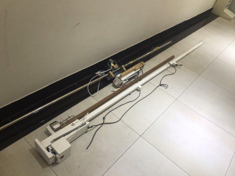 「震樓神器」當初開發目的就是製造噪音,損人不利己。記者陳俊智/翻攝