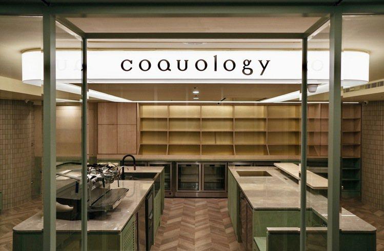 頂級生活廚飾品牌COQUOLOGY料理生活在麗晶精品開設全台獨家櫃位。圖/麗晶精...