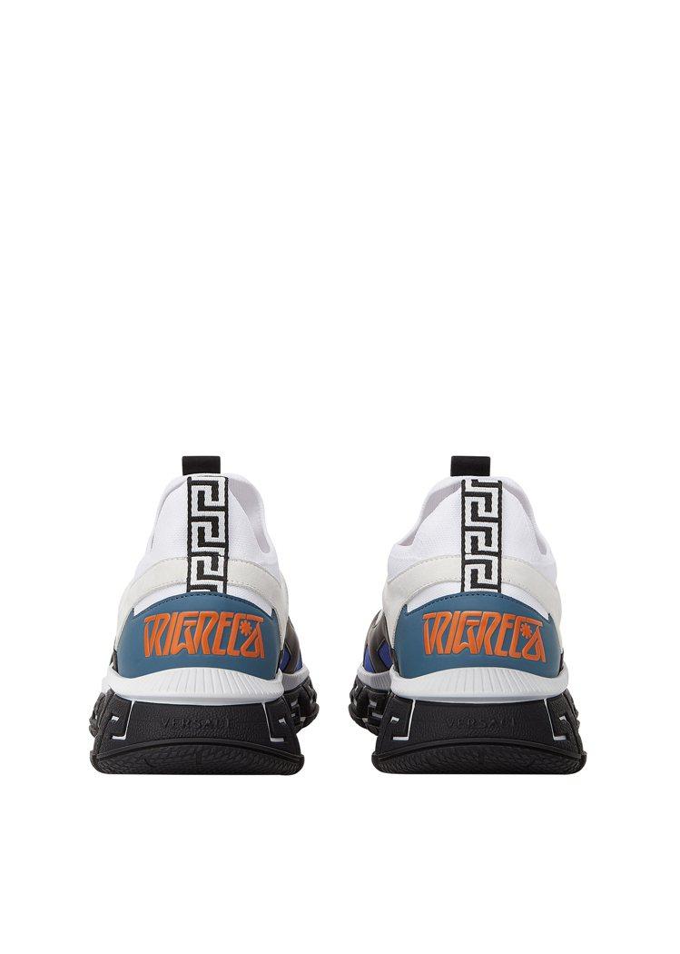 VERSACE Trigreca x ComplexLand平台限量聯名運動鞋。...