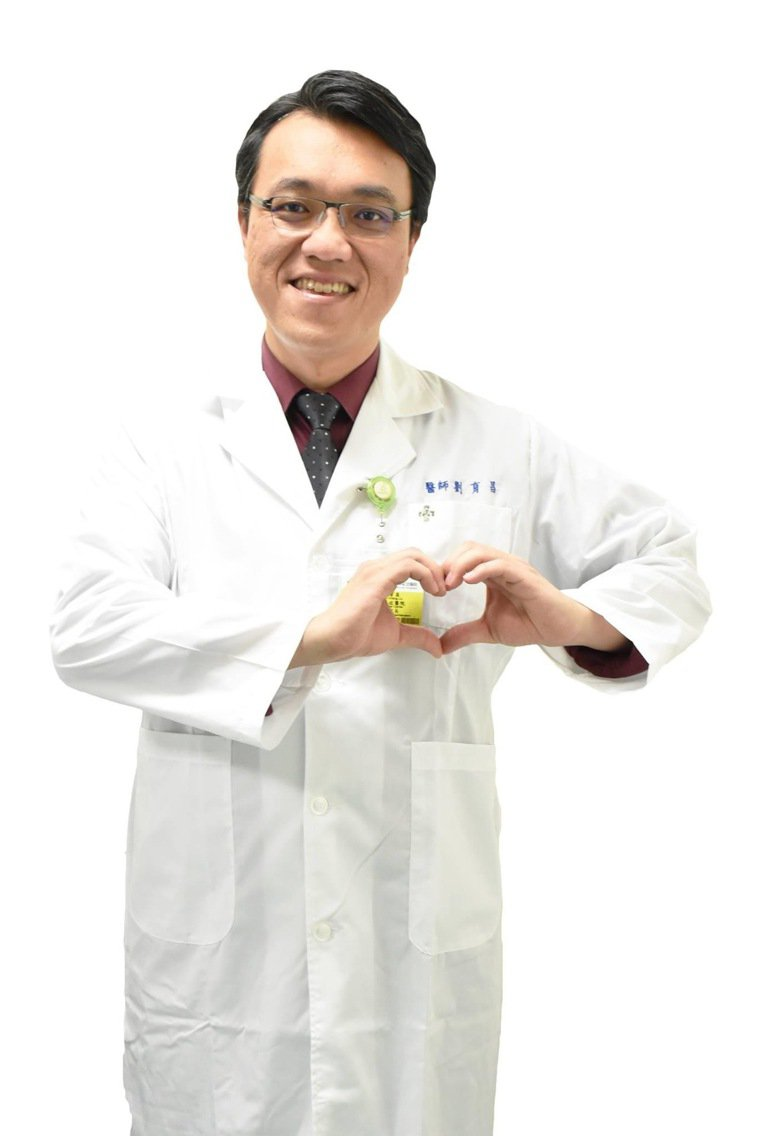 秀傳癌症醫院副院長 放射腫瘤科劉育昌醫師 圖/秀傳醫院 提供