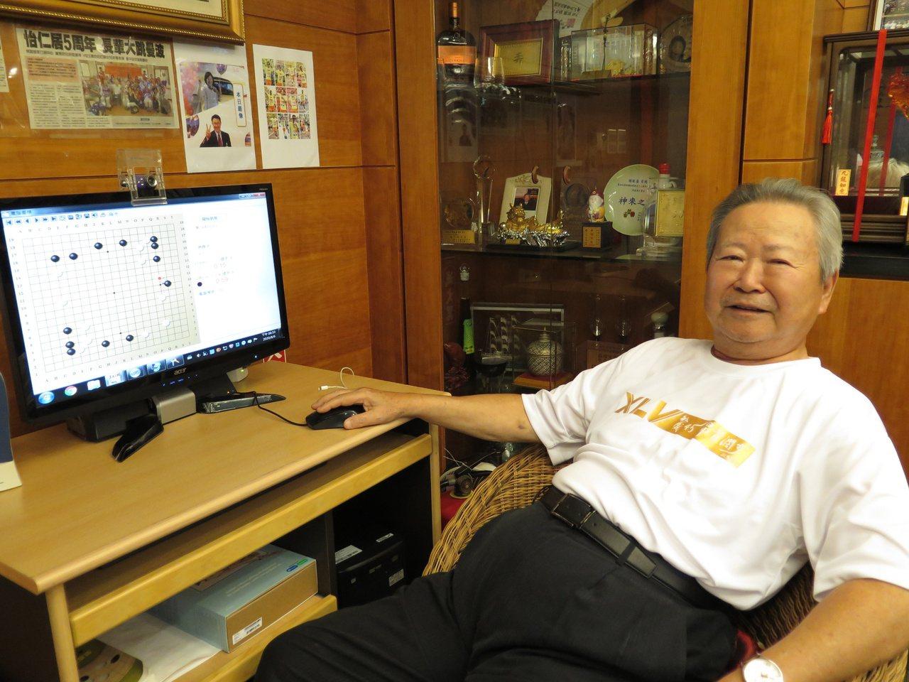 桃園敏盛綜合醫院總裁楊敏盛有一套獨特的「十一哲學」,從擔任實習醫生起養成下圍棋的...