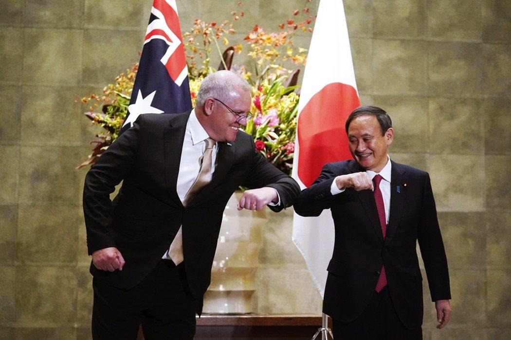 經過十多年的磨合後,莫里森和日相菅義偉最近簽署了《相互准入協定》(RAA),可讓...