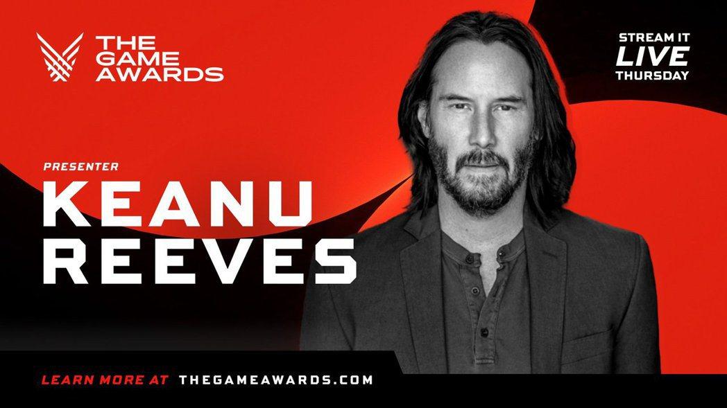 基努李維 圖:The Game Awards