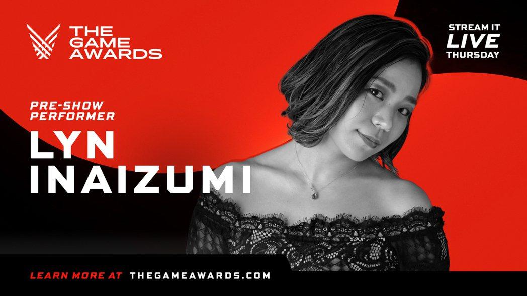 Lyn Inaizumi 圖:The Game Awards
