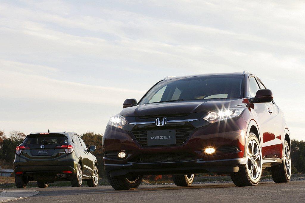 現行Honda Vezel/HR-V已經問世快7年之久,大改款訊息也逐步明朗。 ...