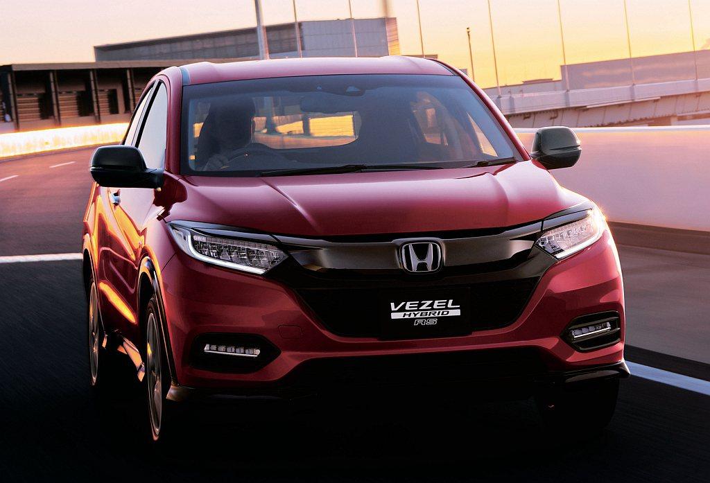 《Bestcarweb》透露除了大改款Honda Vezel/HR-V之外,原廠...