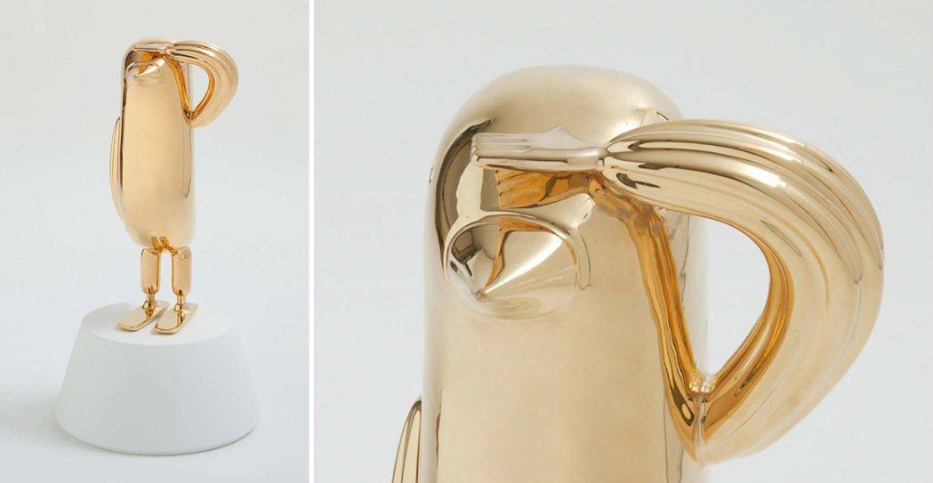 台北時代寓所藝術品之一,西班牙設計師海美阿永(Jaime Hayon)所創作的《...