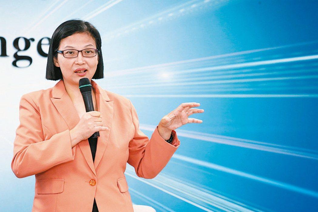 環球晶董事長徐秀蘭(本報系資料庫)