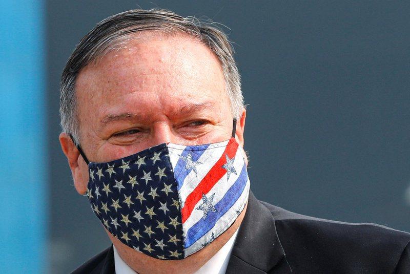 美国国务卿庞培欧。路透(photo:UDN)
