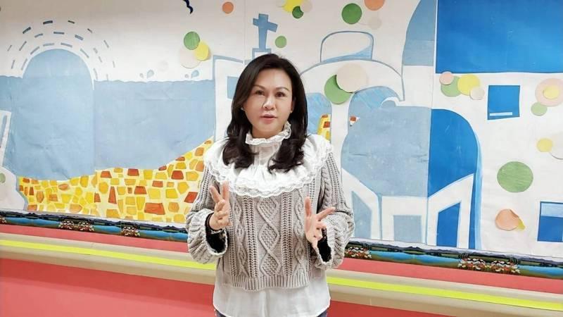 台南市議員林燕祝今天質疑台南市治安狀況不佳,呼籲市政府提高警民比例。圖/林燕祝提供
