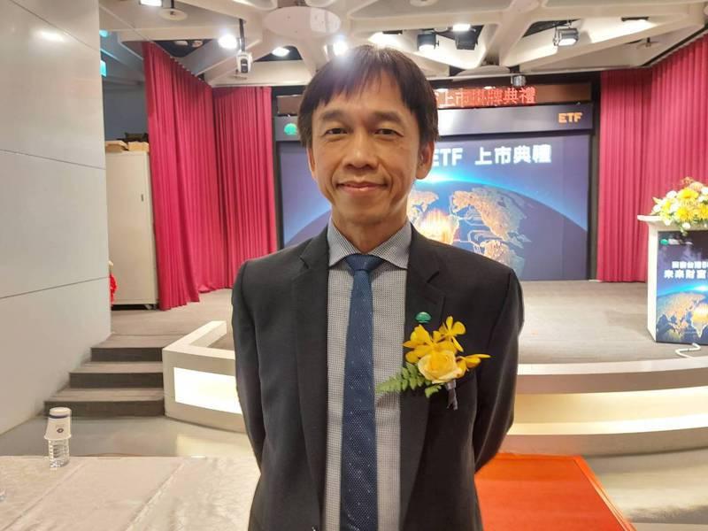 國泰投信董事長張錫。記者蔡靜紋/攝影