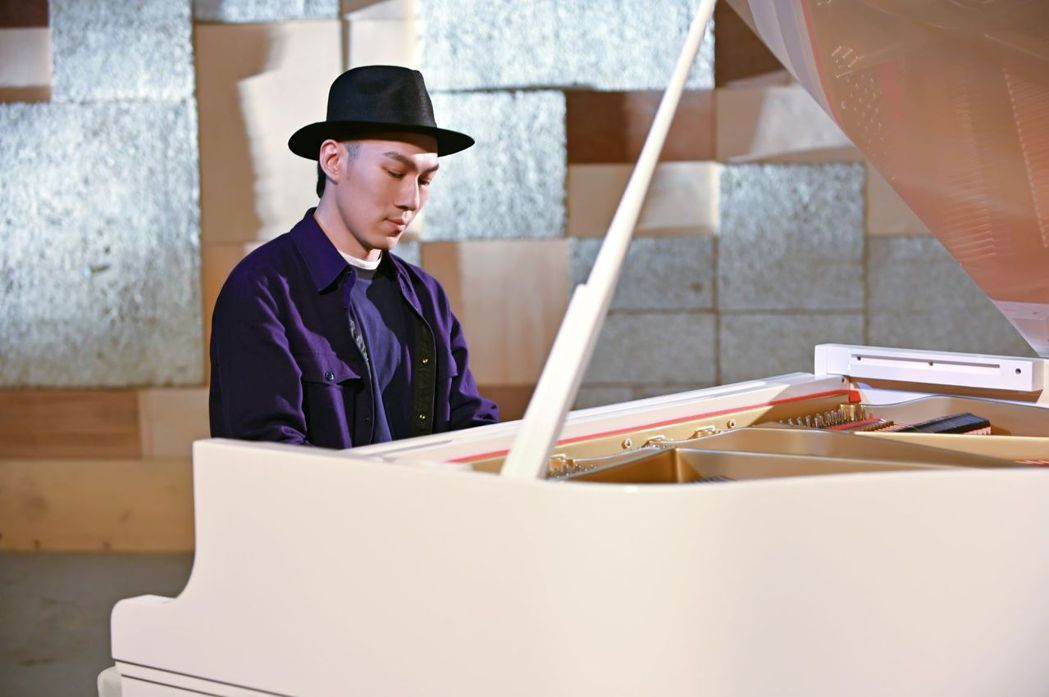 阿龔(龔鈺祺)將在16日生日當天舉辦音樂會。圖/環球音樂提供