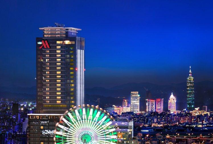 五星萬豪酒店也加入此次活動。圖/萬豪酒店提供