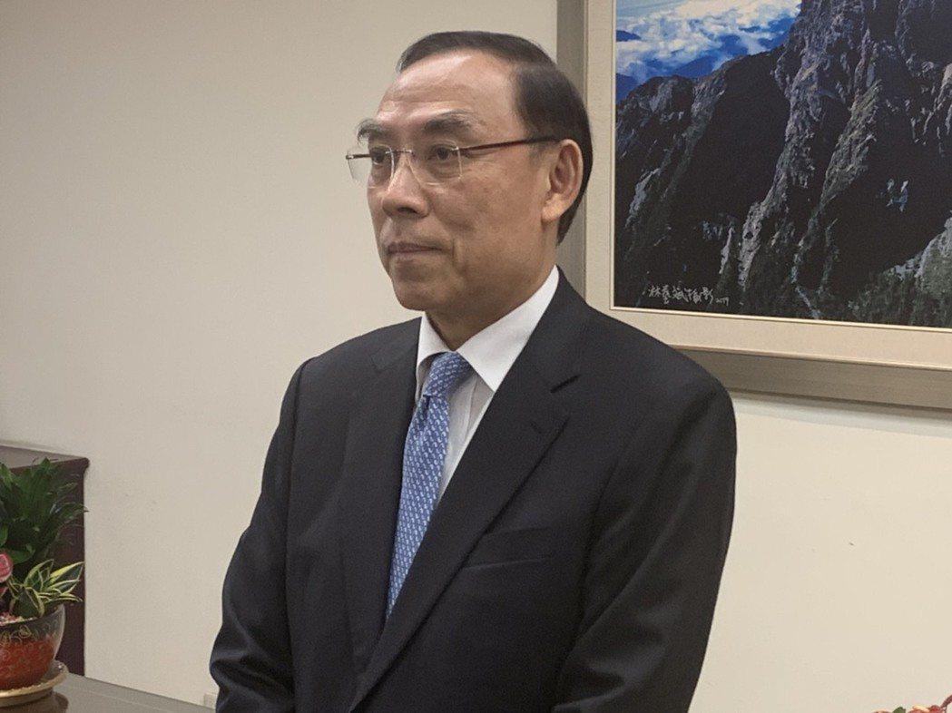 法務部長蔡清祥/報系資料照